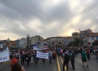Λέσβος: Εκρηκτικό κλίμα ενόψει της ομιλίας Τσίπρας