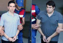 Νέο αίτημα αποφυλάκισης των δύο Ελλήνων στρατιωτικών ενώπιον Ευρωπαίων δικηγόρων