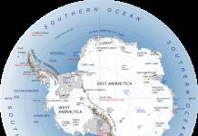 Ανταρκτική: Ανακαλύφθηκαν τεράστια φαράγγια θαμμένα κάτω από τους πάγους