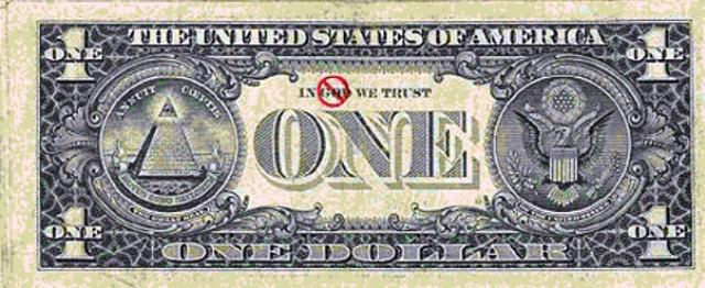 «In God we trust». Η φράση που «μπήκε» στο αμερικανικό δολάριο ως απάντηση στον «άθεο» κομμουνισμό