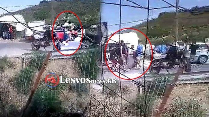 Μόρια: Σοβαρά επεισόδια μεταξύ μεταναστών - Έξι τραυματίες