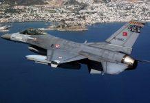 Σοβαρό επεισόδιο στο Καστελόριζο – Τουρκικά F-16 παρενόχλησαν το ελικόπτερο του Α/ΓΕΣ
