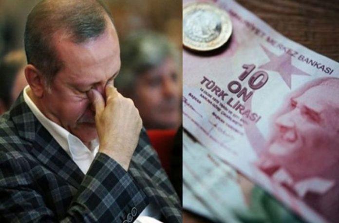 Συνεχίζεται το οικονομικό δράμα στην Τουρκία
