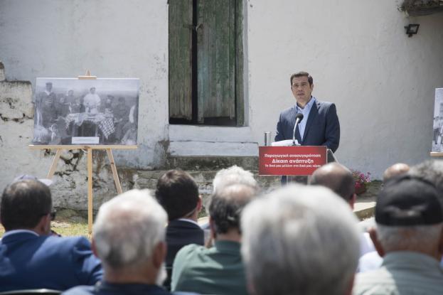 Τσίπρας: Στο τέλος του καλοκαιριού η Ελλάδα βγαίνει αυτοδύναμη από την περιπέτεια