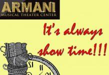 Θέατρο Αλκμήνη: It's always show time