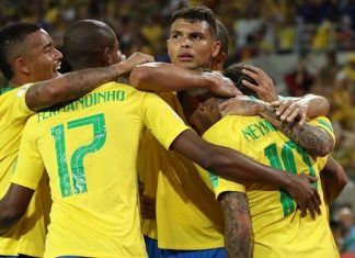 Moυντιάλ 2018: Η Βραζιλία Στην Οκτάδα