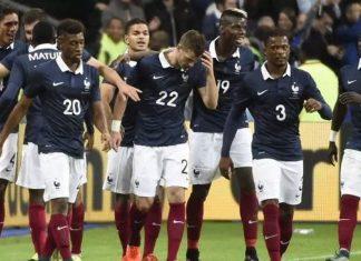 Μουντιάλ 2018: Ουρουγουάη - Γαλλία 0-2