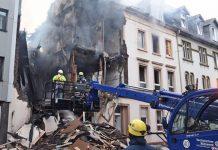 ΓΕΡΜΑΝΙΑ: Ισχυρή έκρηξη στο Βούπερταλ με 25 τραυματίες