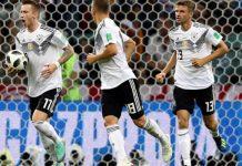 Μουντιάλ 2018: Στο τέλος κερδίζουν οι Γερμανοί