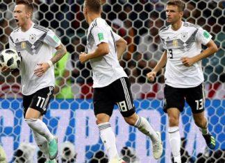 Μουντιάλ 2018: Μεγάλη έκπληξη - Έμεινε εκτός η Γερμανία