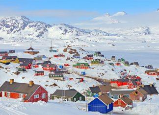 Η προσγείωση στη Γροιλανδία είναι επική