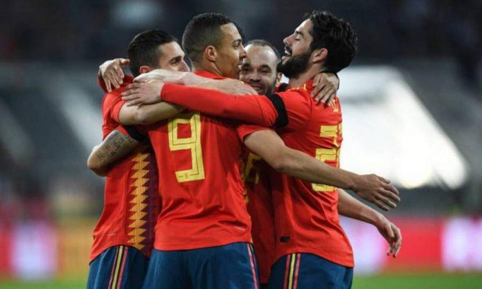 Μουντιάλ 2018: Πρώτη η Ισπανία παρά την ισοπαλία 2-2 μετο Μαρόκο