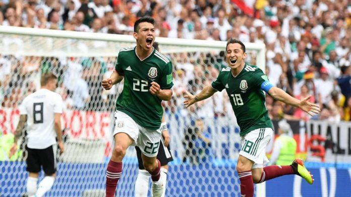 Μουντιάλ 2018: Νότια Κορέα-Μεξικό 1-2
