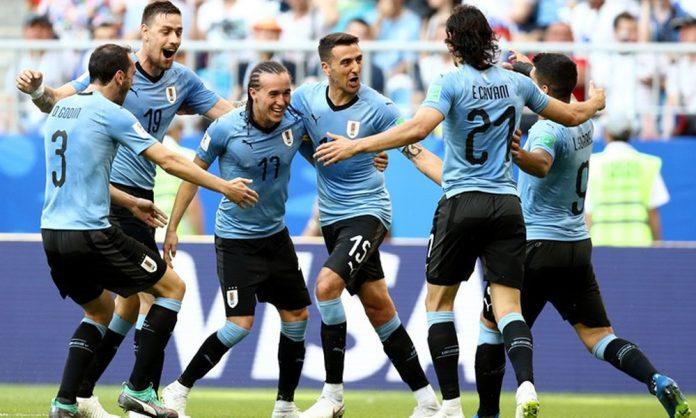 Μουντιάλ 2018: Ουρουγουάη -Πορτογαλία 2-1