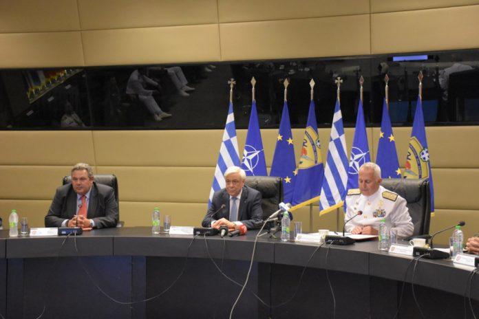 Παυλόπουλος: Δεν υπάρχουν