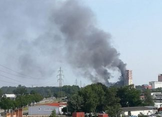 ΣΤΡΑΣΒΟΥΡΓΟ: Μεγάλη έκρηξη σε σιλό σιτηρών - Δεκάδες τραυματίες κάποιοι πολύ σοβαρά