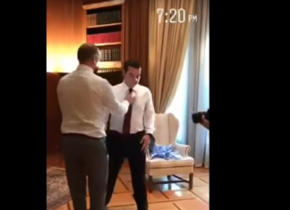 Το παρασκήνιο της …γραβάτας στο Μαξίμου