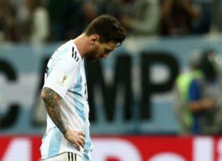Εκτός ο Μέσι από την τελική τριάδα της FIFA για τον κορυφαίο του 2018