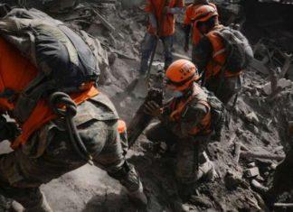 ΓΟΥΑΤΕΜΑΛΑ: Ενεργοποιήθηκε εκ νέου το φονικό ηφαίστειο «Ελ Φουέγο»