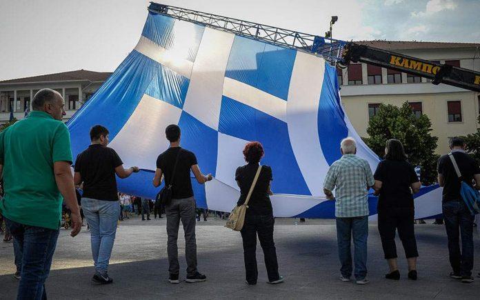 Σαν σήμερα, στις 13 Ιανουαρίου 1822, καθιερώθηκε η γαλανόλευκη ελληνική σημαία