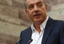 """Θεοδωράκης για Συμφωνία Πρεσπών:""""Κινούμαστε πάντα με τη σκέψη στο πατριωτικά καλό και όχι στο κομματικά καλό..."""""""