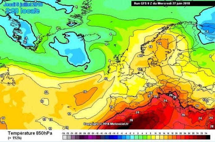 Ευρώπη: 8 νεκροί από τον καύσωνα
