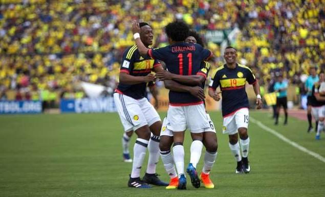 Μουντιάλ 2018: Σενεγάλη - Κολομβία 0-1