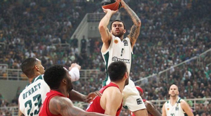 EuroLeague: Αρμάνι-Παναθηναϊκός 77-80