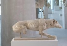 Ακρόπολη: Σημαντικό εύρημα - Βρέθηκε γλυπτό σκύλου από το 520 π.Χ. κοντά στον Παρθενώνα
