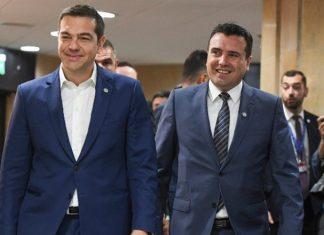 πΓΔΜ: Η βιασύνη του Ζάεφ για λύση με κυβέρνηση Τσίπρα