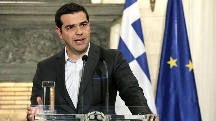 Ο Τσίπρας υπεραμύνθηκε της Συμφωνίας των Πρεσπών