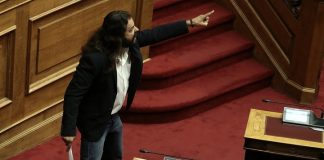 Στον ... επόμενο τόνο ... ο Μπαρμπαρούσης ...σέβεται το Σύνταγμα!