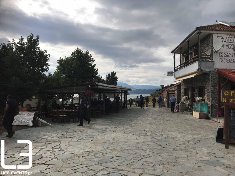Στο γραφικό χωριό «Ψαράδες» στις Πρέσπες θα πέσουν οι υπογραφές της συμφωνίας