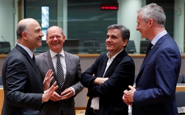 «Όχι» από το Eurogroup στη δόση του 1 δισ. ευρώ