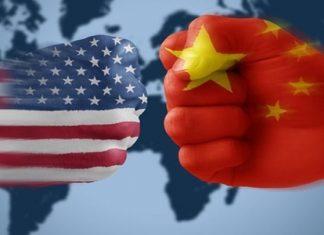 """""""Πόλεμος"""" ΗΠΑ - Κίνας για τον κορωνοϊό"""