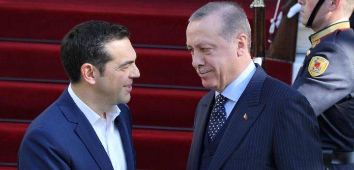 Σκληρή απάντηση Τσίπρα σε Ερντογάν: Ο Έλληνας πρωθυπουργός δεν μιλάει μόνος του!