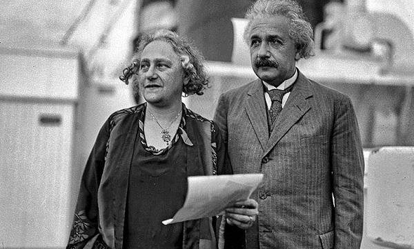 Αϊνστάιν: Η λίστα στη γυναίκα του και τι απαιτούσε από αυτήν