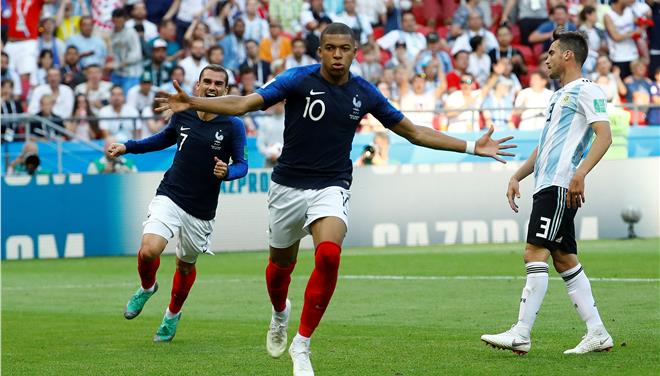 Μουντιάλ 2018: Η Γαλλία στον τελικό του Παγκοσμίου Κυπέλλου