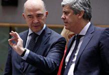 Μοσκοβισί: Δεν θα υπάρξουν αρνητικές εκπλήξεις για την Ελλάδα στις 21 Νοεμβρίου