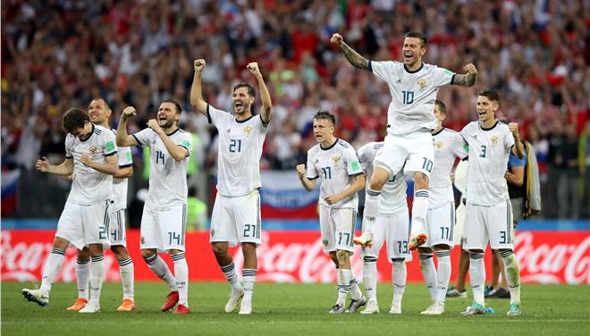 Μουντιάλ 2018: Η Ρωσία απέκλεισε στα πέναλτι την Ισπανία