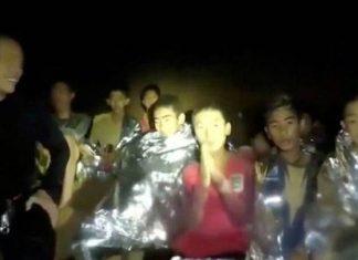 ΤΑΪΛΑΝΔΗ: «...στο χέρι του Θεού της βροχής» η υγεία των πέντε ανθρώπων που απέμειναν στο σπήλαιο
