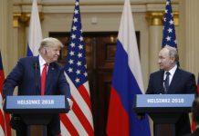 Τραμπ προσκαλεί Πούτιν στην Ουάσινγκτον