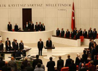 """ΤΟΥΡΚΙΑ: Ορκίστηκε """"Σουλτάνος"""" ο Ερντογάν σε μια φιέστα υπερπαραγωγή"""