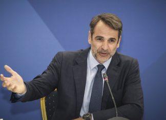 Μητσοτάκης για διάγγελμα Τσίπρα: Λέει πάλι ψέμματα και διχάζει τους Έλληνες