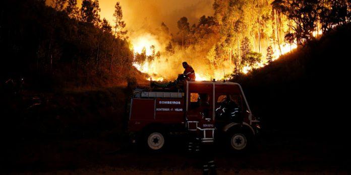 ΠΟΡΤΟΓΑΛΙΑ: Πρωτοφανής η κινητοποίηση για την αποτροπή πυρκαγιών