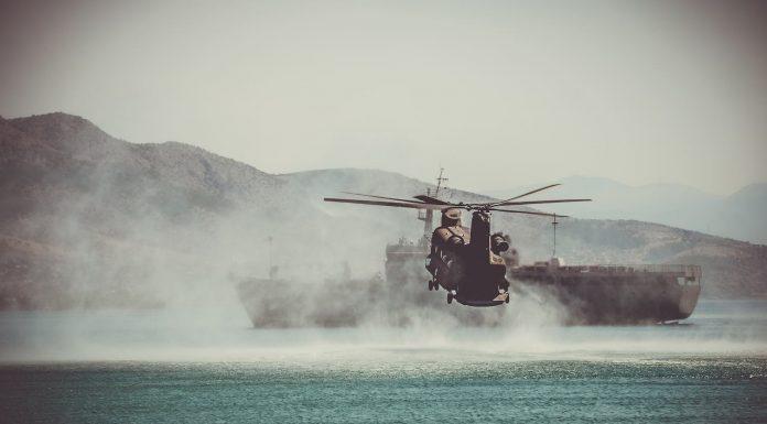 Διεθνής αεροναυτική άσκηση στη Μεσόγειο
