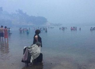 Μάτι Αττικής: Εισαγγελική έρευνα για τις διόδους προς την παραλία