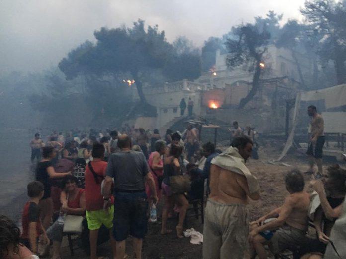 Μάτι Αττικής: Συγκεντρώθηκαν 37,7 εκατ. για τους πυρόπληκτους αλλά δεν έχουν πάρει στα χέρια τους ούτε ένα ευρώ