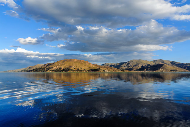 H Βολιβία επενδύει στον πολιτισμό της και δημιουργεί ένα μουσείο κάτω από το βυθό της θάλασσας