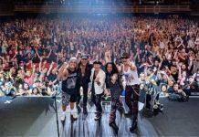 Καλλιμάρμαρο: Τα πρώτα λόγια του τραγουδιστή των Scorpions στη συναυλία